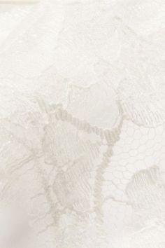 La Perla - Lace Story Stretch-leavers Lace And Cotton-jersey Thong - Ivory - 3