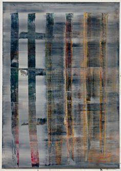 Gerhard-Richter-Peinture-Abstraite-1992.