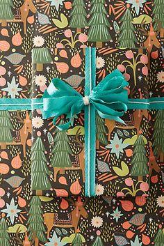 Cadeau Gift Wrap Set