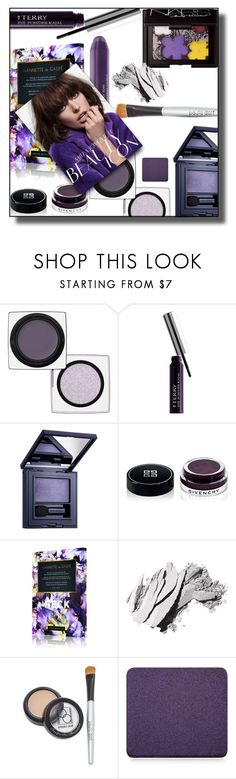 """""""Royalty"""" by nusongbird ❤ liked on Polyvore featuring beauty, Bohemia, RMK, By Terry, Estée Lauder, Givenchy, Nannette de Gaspé, Bobbi Brown Cosmetics, Paula Dorf and Inglot"""