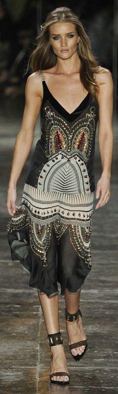 Ethnic Fusion -- Fashion Week 2012 in Brazil