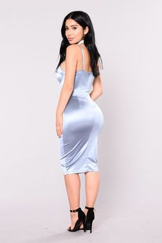 1a0f1d63d54a56 Stupid In Love Dress - Blue. Tight DressesSexy ...