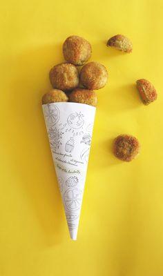Vegetable nuggets (peas carrots) #recipe #vegetables #kids