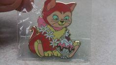 Dinah ptd Pin Trader Delight Le 400 Alice in Wonderland Cat DSF Disney | eBay