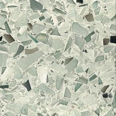 Palladian Gray - Recycled Glass Products | Vetrazzo...this mix is comprised of glass from windows and doors in demolished buildings.