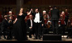 Marigona Qerkezi e Roberto De Candia - foto di Roberto Ricci
