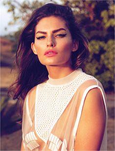 Alyssa Miller Soaks up the Sun in Stephan Würths Vogue Latin America Shoot