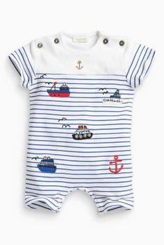 Campervan Baby Grow rompersuit Drôle Garçons Filles Bébé Dormir Suit Babygrow