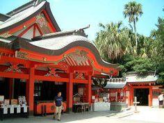 Aoshima shrine, miyazaki pref. 青島神社