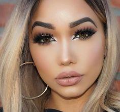 Make Up Gesicht