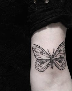 On pinterest butterfly tattoos tattoos and body art and lace tattoo
