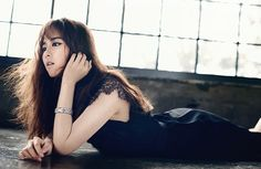 OMONA THEY DIDNT! Endless charms, endless possibilities ♥ - Park Bo Young, G.NA, Chun Jung Myung , Son Dam Bi, Krystal, Oh Yeon Soo, ... - Harper's Bazaar (May)