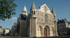 Poitiers, France. My ancestral town.