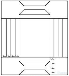 Moldura de papel 3