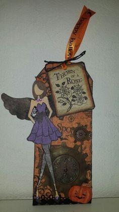 Halloween prima doll