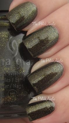 Cast A Spell, China Glaze Halloween 2012 Wicked Collection