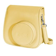 Fujifilm Instax Groovy Camera Case  Yellow * Read more reviews of the product by visiting the link on the image.
