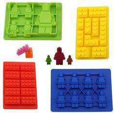 Moule Lego Silicone