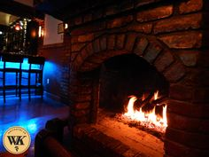 """Stay warm and toasty by the fireplace! We cordially invite you to experience our fresh """"farm-to-table"""" food choices, sample our selection of wines including those made directly in-house at our Niagara Falls winery and restaurant. Niagara Falls Winery, Stay Warm, Wines, Invite, Choices, Delish, Restaurant, Fresh, Dining"""
