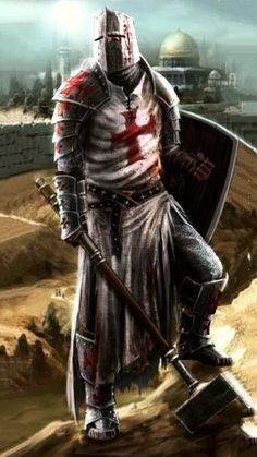 Discover Knight Templar Warrior T T-Shirt, a custom product made just for you by Teespring. - Beautiful and quality Knight Templar Warrior T.