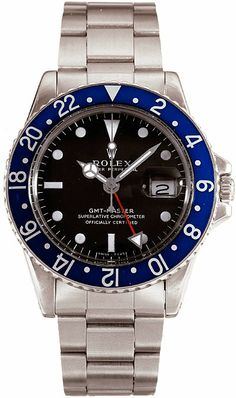 Welcome To RolexMagazine.com...Home Of Jake's Rolex World Magazine..Optimized for iPad and iPhone: Reference 1675
