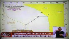 La Haya define línea equidistante desde 80 millas a favor de Perú http://hbanoticias.com/3452