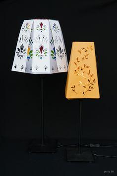Lampade floreali / Floral Light – Zero Più Marta