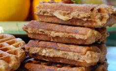 Ginger-Waffles