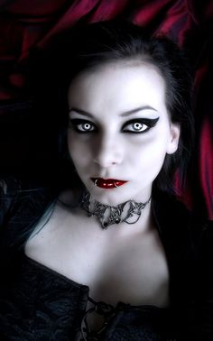 Vampire Marie-Eve