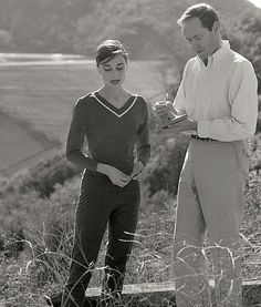 Audrey and Mel in California, Photo Don Ornitz
