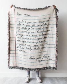 Woven Throw Blankets – Frankie Print Co