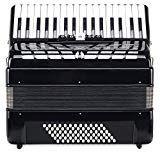 Classic Cantabile Secondo III 72 - Acordeón bajo, color negro Shops, Bass, Percussion, Piano, Instruments, Classic, Music Instruments, Colors, Black