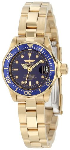 c7ec6dcb4e7 Invicta Women s 8944 Pro Diver Collection Gold-Tone Watch Price   54.77   amp  FREE