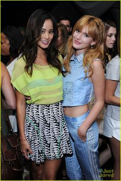 bella thorne sega event nyc 03
