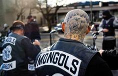 The Mongols - The 10 Most Dangerous Biker Gangs in America | Complex