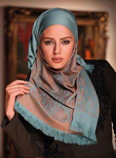 مدل شال و روسری ۲۰۱۴ ایرانی