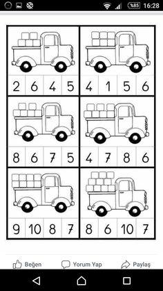 Kindergarten Numbers to 20 Worksheet Pack - Wooden Toys Numbers Kindergarten, Numbers Preschool, Kindergarten Math Worksheets, Preschool Writing, Preschool Learning Activities, Printable Math Worksheets, Worksheets For Kids, Math For Kids, Wood Toys