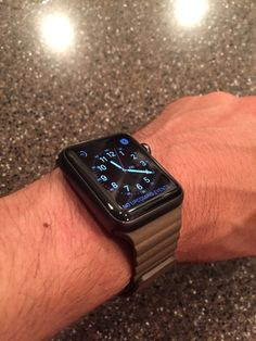 Resultado de imagem para apple watch space gray band Apple Watch Space Grey, Apple Picture, Bands, Gray, Grey, Band, Band Memes
