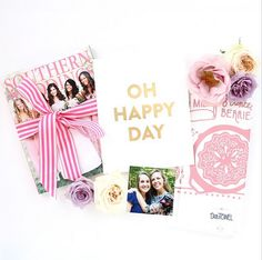 Need a surcee for your sweet bridesmaid who's helping you plan your special day? We love these gifts from the Southern Weddings Shop!