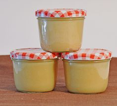 Apfel - Marzipan - Marmelade mit Amaretto 5