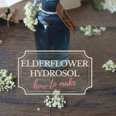 Natural Products, Body Products, Perfume, Infused Oils, Witches Brew, Elderflower, Natural Herbs, Witchcraft, Diy Beauty