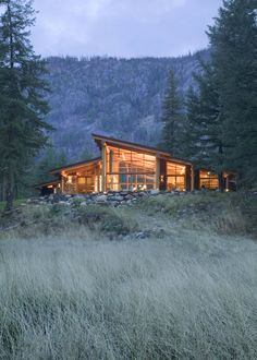 Canyon House, PBW Architects. Formerly Balance Associates