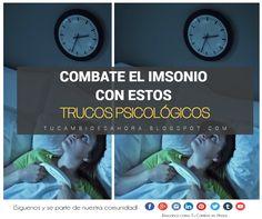 Conoce los trucos más útiles para liberarte del insomnio ¡visita nuestro blog! #consejos #dormir #insomnio #blog #reflexiones #psicologia Blog, Psicologia, Tips, Health, Xmas, Blogging