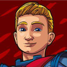 Alan thunderbirds agario skin 1080p Anime Wallpaper, Superhero, Character, Fashion Clothes, Men, Kunst, Lettering