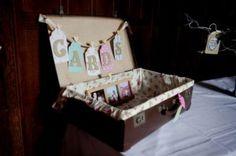 valigia porta buste e cards