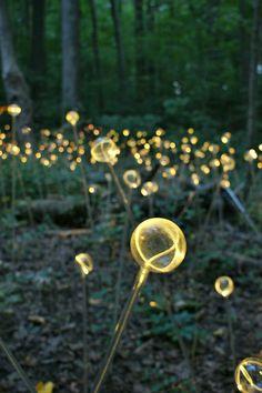 Bruce Monro 'Field of Light' (4) | Flickr - Photo Sharing!