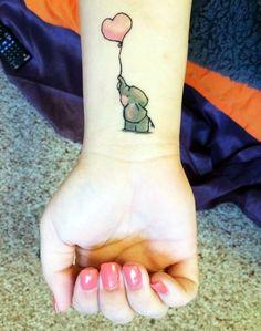 Lovely-and-Cute-Elephant-Tattoo-Design-34.jpg (600×761)