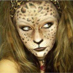 Purrfect cheetah!