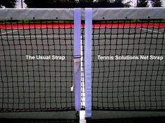 Make sure your net is the right height on any court.
