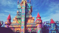 https://flic.kr/p/rXWsoT | Colorfurl Castle ♥ | ♥♥♥ Beto Carrero World 18.04.15 ♥♥♥